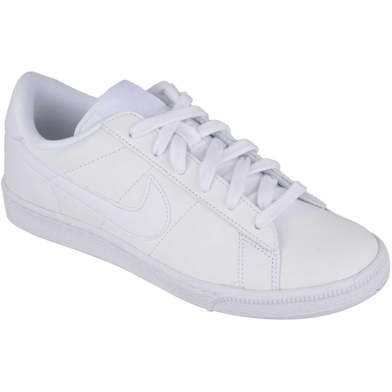 Zapatilla de Mujer Nike Blanco wmns tennis classic