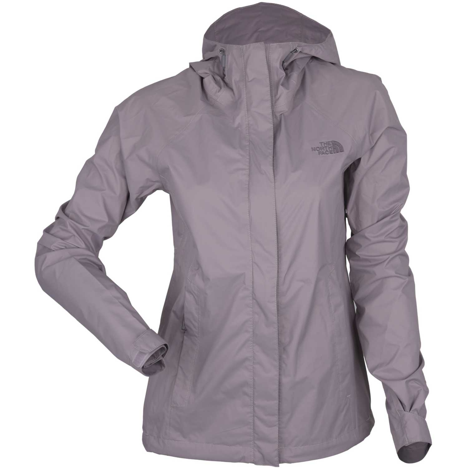 Casaca de Mujer The North Face Lila w venture jacket