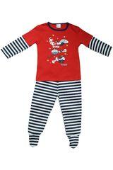 Pijama de Bebito Kayser 00.607 Rojo