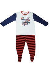 Pijama de Bebito Kayser 00.608 Azul