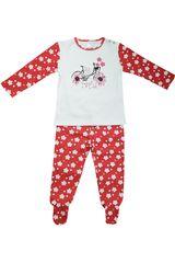 Pijama de Mujer Kayser 00.611 Coral