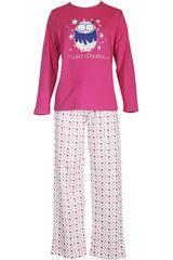 Pijama de Mujer Kayser 60.1069 Magenta