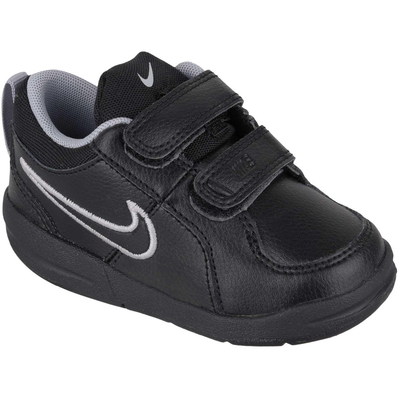 Zapatilla de Niño Nike Negro /gris pico 4 btv