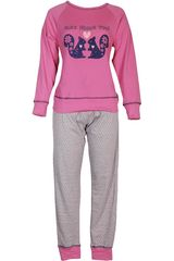 Pijama de Mujer Kayser 60.1073 Frutilla