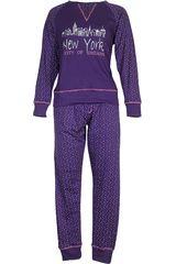Pijama de Mujer Kayser 60.1076 Morado