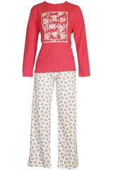 Pijama de Mujer Kayser 60.1079 Berry