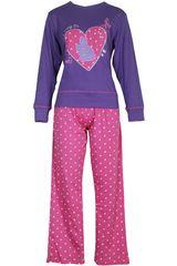Pijama de Mujer Kayser 60.1092 Morado