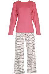 Pijama de Mujer Kayser 60.1123 Coral