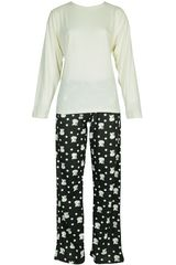 Pijama de Mujer Kayser 60.1125 Gris