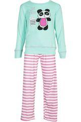 Pijama de Niña Kayser 63.1098 Turquesa