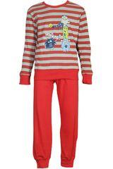 Pijama de Mujer Kayser 64.1017 Rojo
