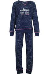 Pijama de Niña Kayser 65.1094 Azul