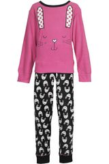 Pijama de Mujer Kayser 65.1096 Fucsia