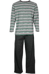 Pijama de Hombre Kayser 67.1002 Grafito