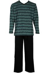 Pijama de Hombre Kayser 67.1004 Negro