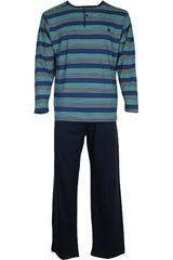 Pijama de Hombre Kayser67.1005 Azul