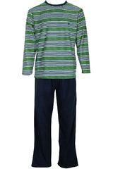 Pijama de Hombre Kayser 67.1007 Azul