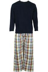 Pijama de Hombre Kayser 67.1032 Navy