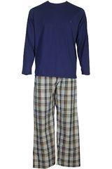 Pijama de Hombre Kayser 67.1033 Azul