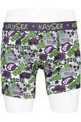 Boxer de Niño Kayser 97.46 Morado