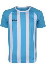 Camiseta de Hombre Fila WINNER II - VF16 Celeste / Blanco