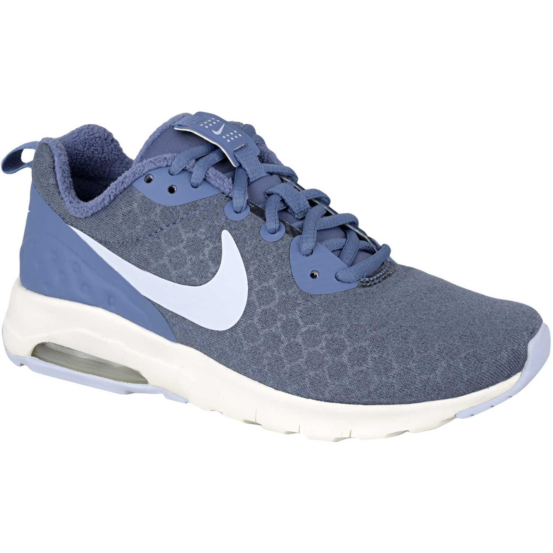 zapatillas nike air max motion azul