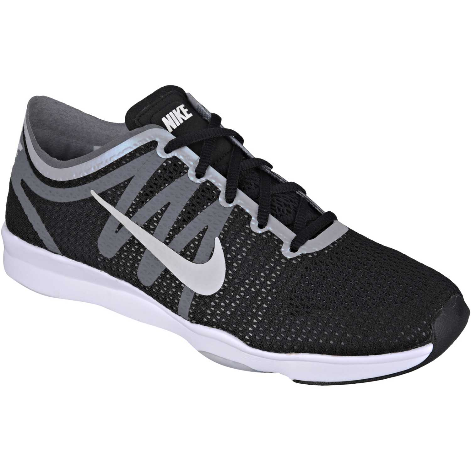 Zapatilla de Mujer Nike Negro /gris wmns air zoom fit 2