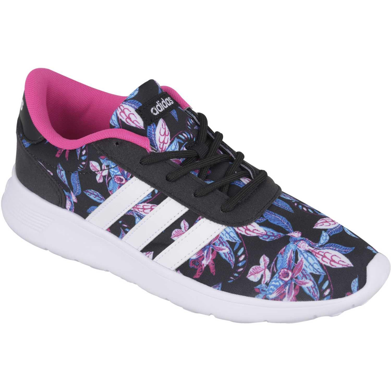 online store ff38e 8b229 Zapatilla de Mujer adidas NEO Negro  Varios lite racer w