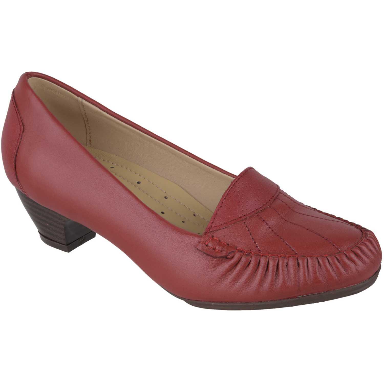 Calzado de Mujer Limoni - Cuero Rojo c 411706