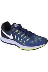 Zapatilla de Hombre Nike AIR ZOOM PEGASUS 33 Azul / Verde
