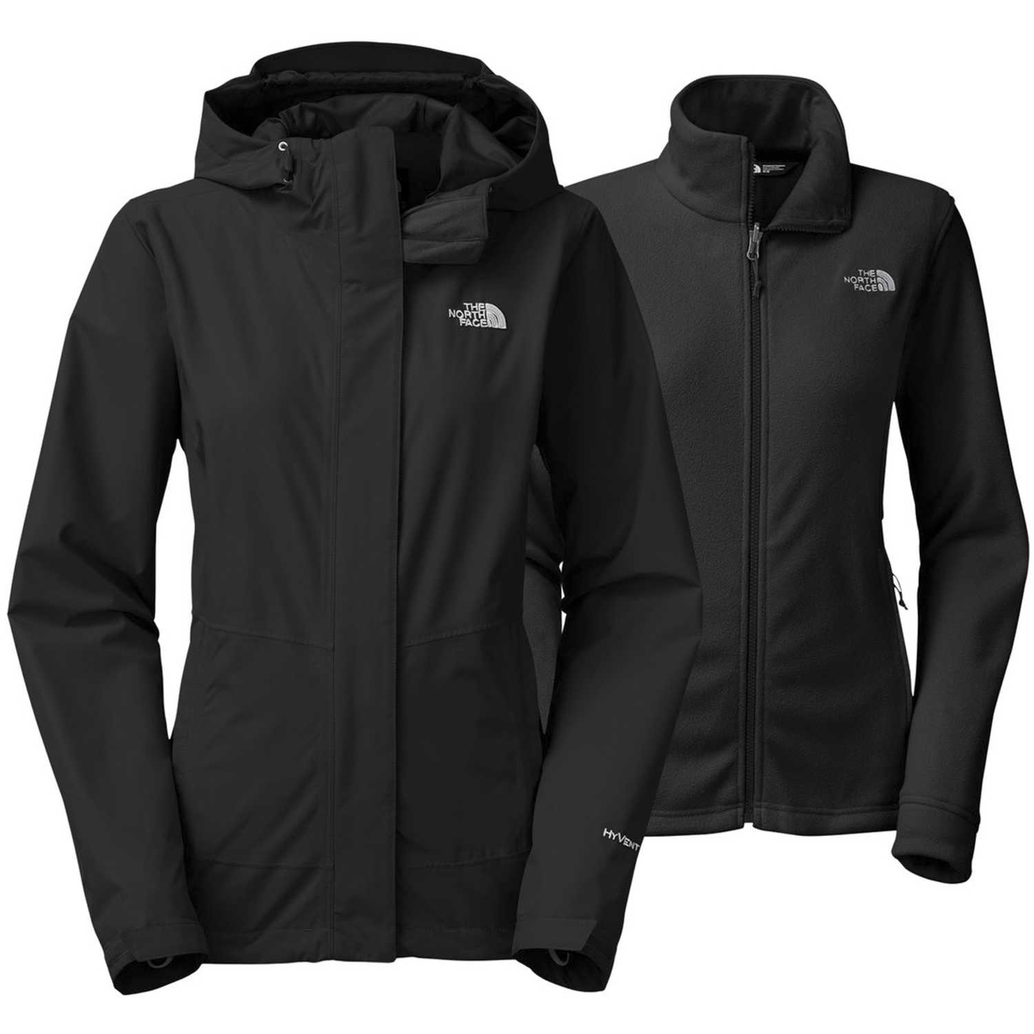 triclimate north face mujer