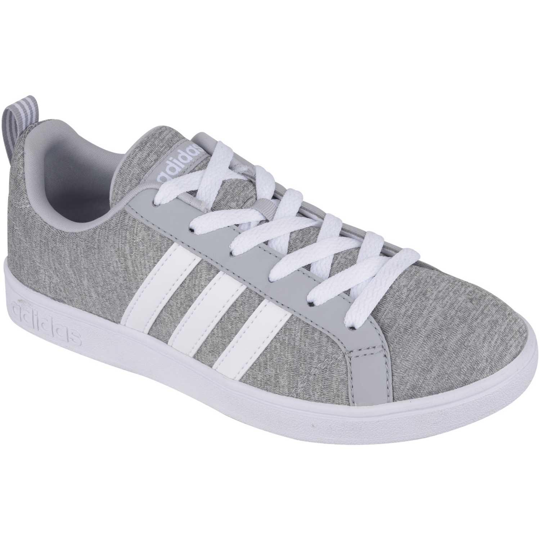 Zapatillas Adidas Neo Gris Nuevas Gris Blanco Hombre QJAHQFY