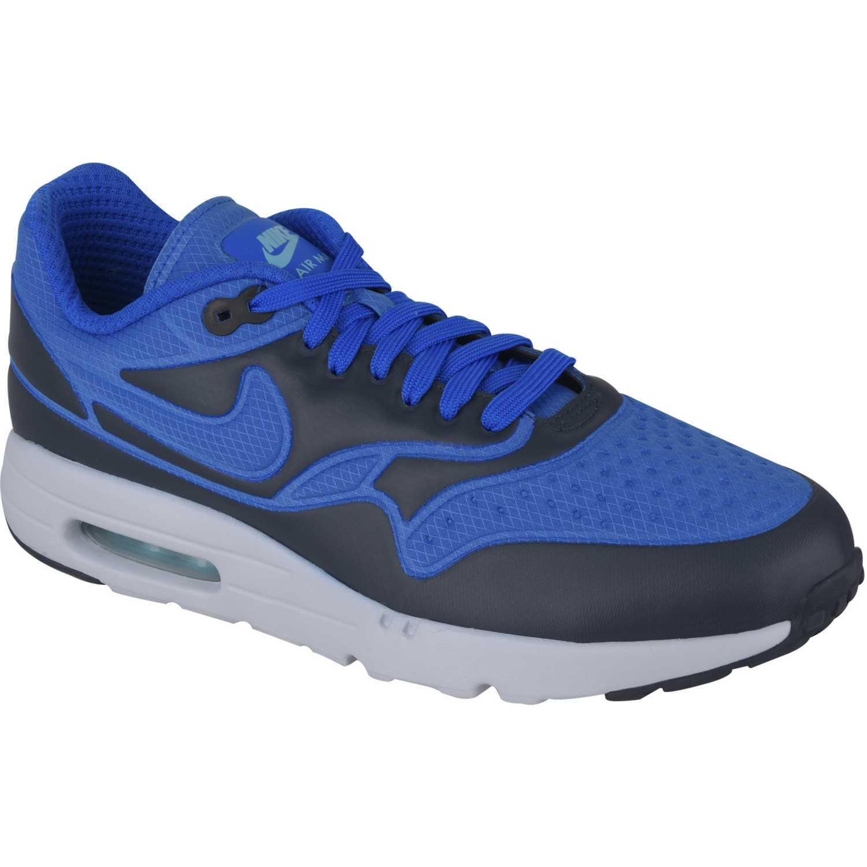 Zapatilla de Hombre Nike Azul / negro air max 1 ultra se