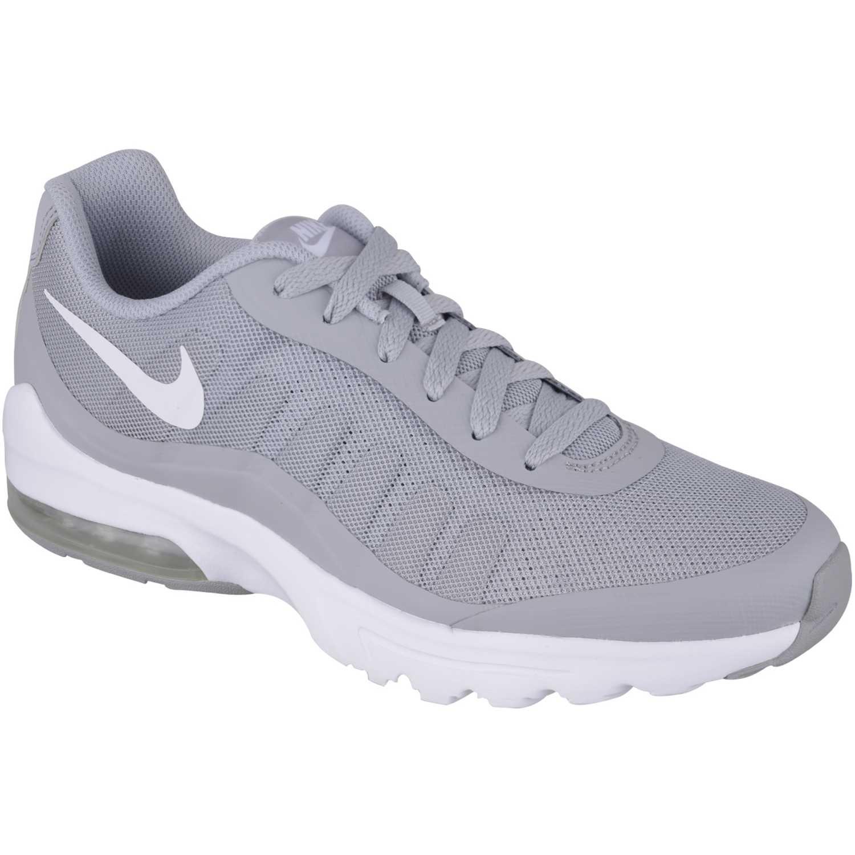 new styles 48df3 31132 Zapatilla de Hombre Nike Gris / Blanco air max invigor | platanitos.com