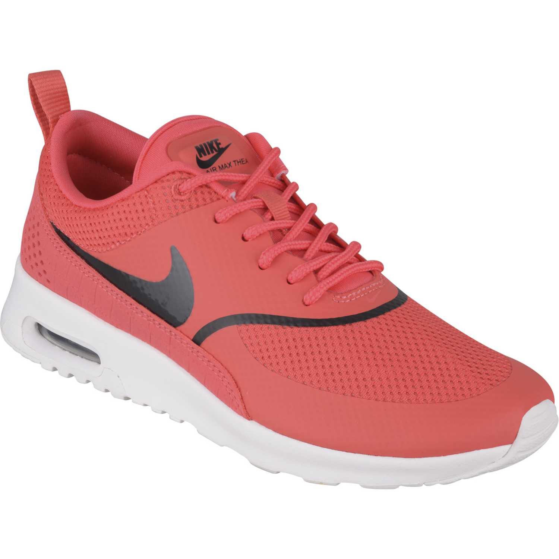 quality design f4ca3 e1df5 Zapatilla de Mujer Nike Coral   blanco wmns air max thea