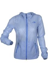 Casaca de Mujer The North Face W CYCLONE HOODIE Celeste