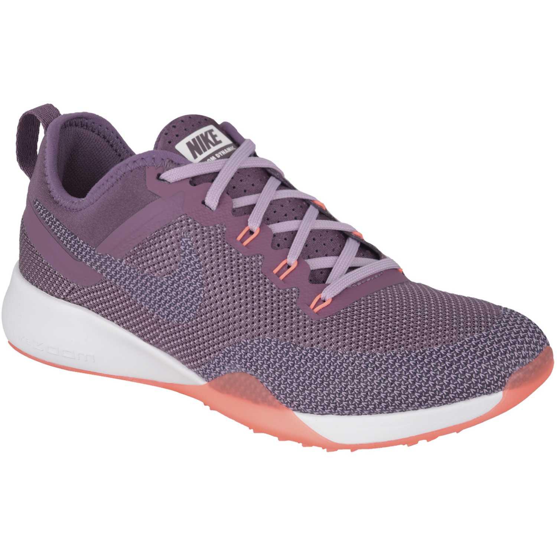 Zapatilla de Mujer Nike Morado / blanco wmns air zoom tr dynamic