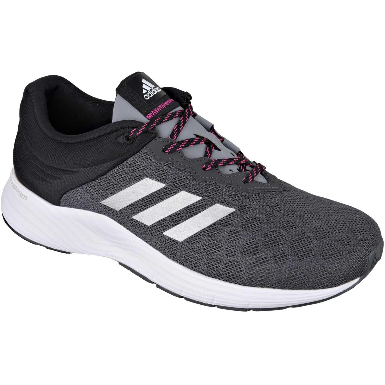 zapatillas adidas mujer blanco y negro