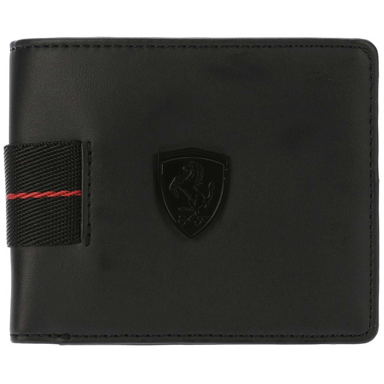 cbf33f9ba Billetera de Hombre Puma Negro / Rojo ferrari ls wallet m ...