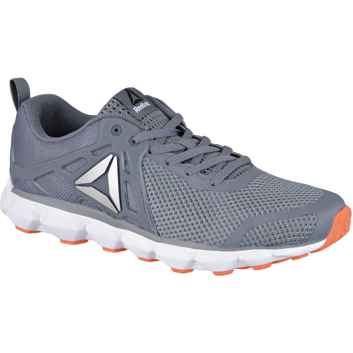Zapatilla Hexaffect Run Gris Reebok 7xl7hM