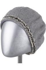 Platanitos Gris de Mujer modelo GYW792 Sombreros
