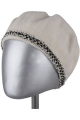 Platanitos Blanco de Mujer modelo GYW792 Sombreros