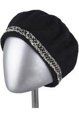 Platanitos Negro de Mujer modelo GYW792 Sombreros