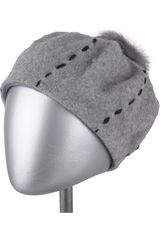 Platanitos Gris de Mujer modelo GYW795 Sombreros