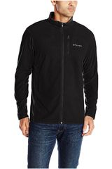 Casaca de Hombre COLUMBIA LOST PEAK FZ FLEECE Negro