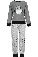 Pijama de Mujer Kayser 60.1080 Gris