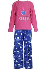 Pijama de Mujer Kayser 60.1081 Fucsia