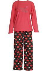 Pijama de Mujer Kayser 60.1083 Coral
