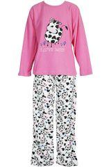 Pijama de Mujer Kayser 60.1087 Fucsia