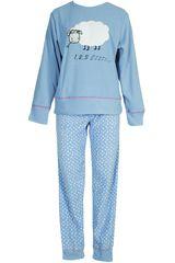 Pijama de Mujer Kayser 60.1090 Jeans